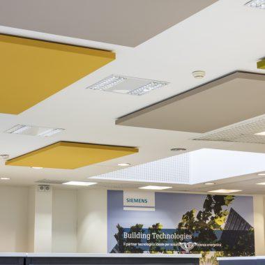 Pannelli-Silente-soffitto-uffici-SIemens