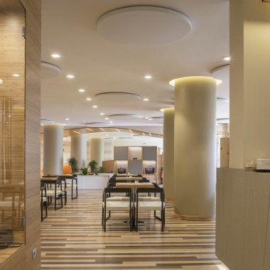 pannello-fonoassorbente-a-sodditto-laguna-park-hotel