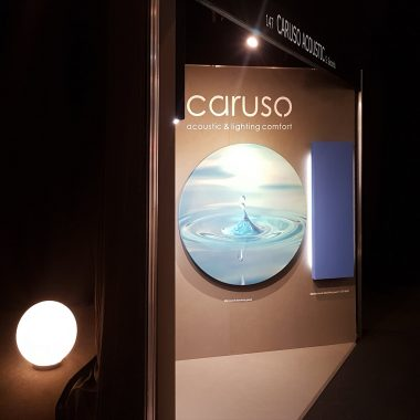 caruso acoustic at architect at work milan 2017 3