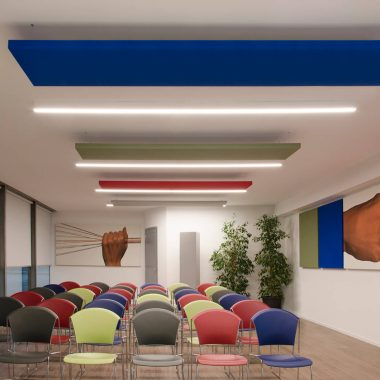 Caruso Acoustic – Pannelli fonoassorbenti Olimpias Group