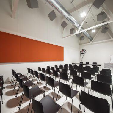 Pannelli fonoassorbeeenti Caruso Acoustic Sina Spa 3