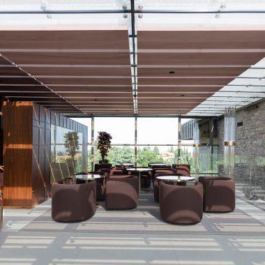 Palazzo Varignana – pannelli fonoassorbenti silente – Caruso Acoustic