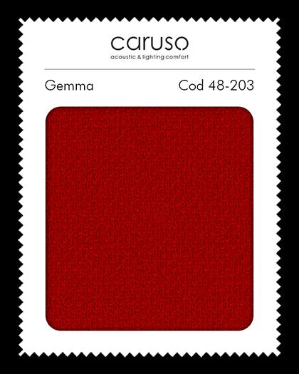 203 colore tessuto Caruso Acoustic