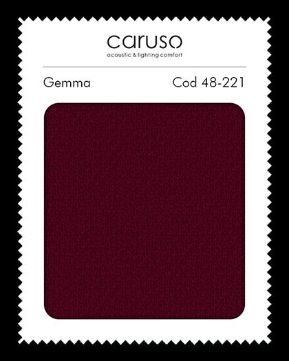 221 colore tessuto Caruso Acoustic