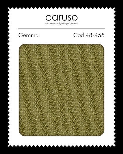 455 colore tessuto Caruso Acoustic