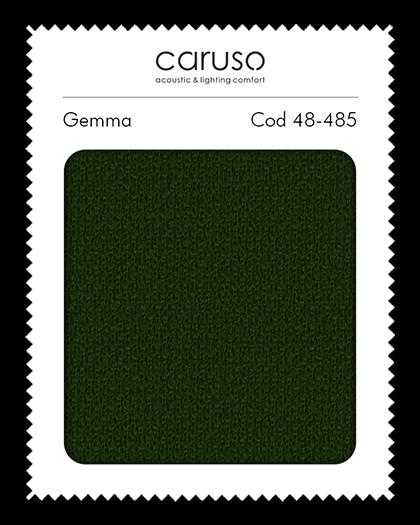 485 colore tessuto Caruso Acoustic