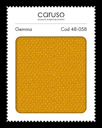 58 colore tessuto Caruso Acoustic